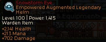 Empower Legendary後